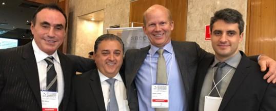 Dr. Rene Abdalla participa de congresso internacional em São Paulo
